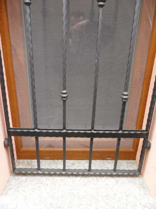 Opere da fabbro - Cancello porta ingresso ...